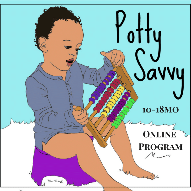 Potty Savvy Online Program