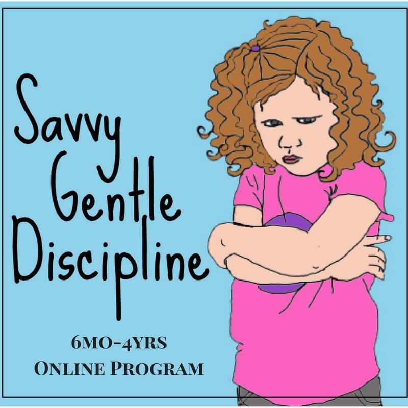 Savvy Gentle Discipline