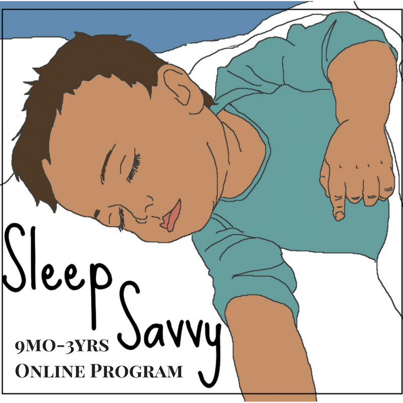 Sleep Savvy Toddler