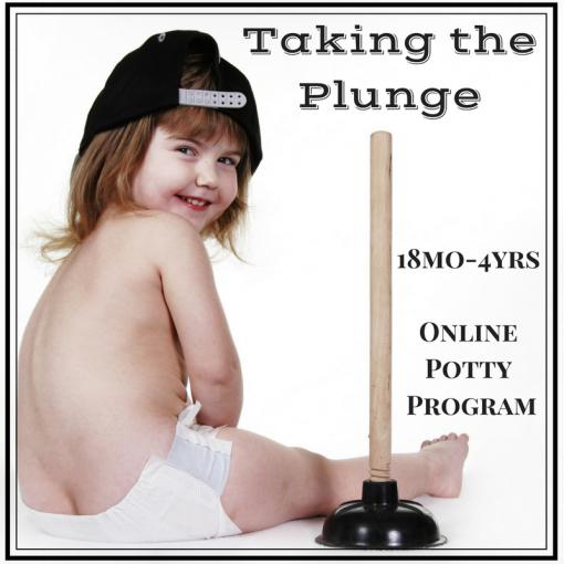Taking the Plunge Online Potty Program