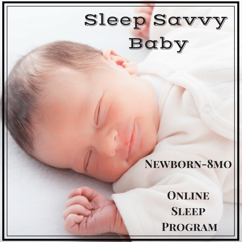Sleep Savvy Online Program