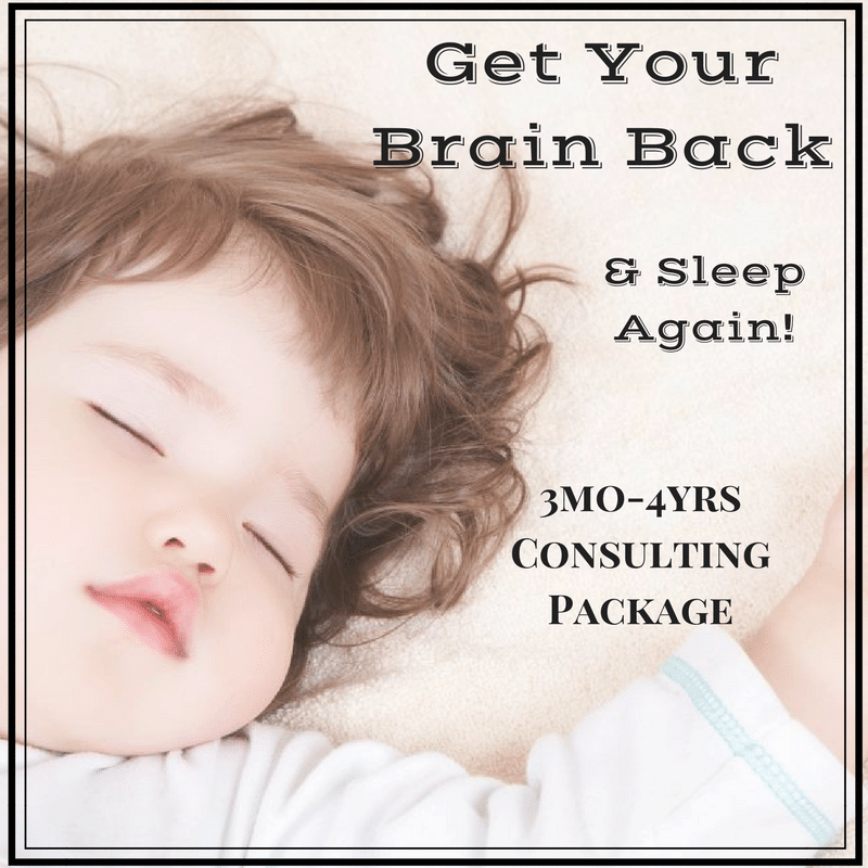 Get Your Brain Back & Sleep Again!