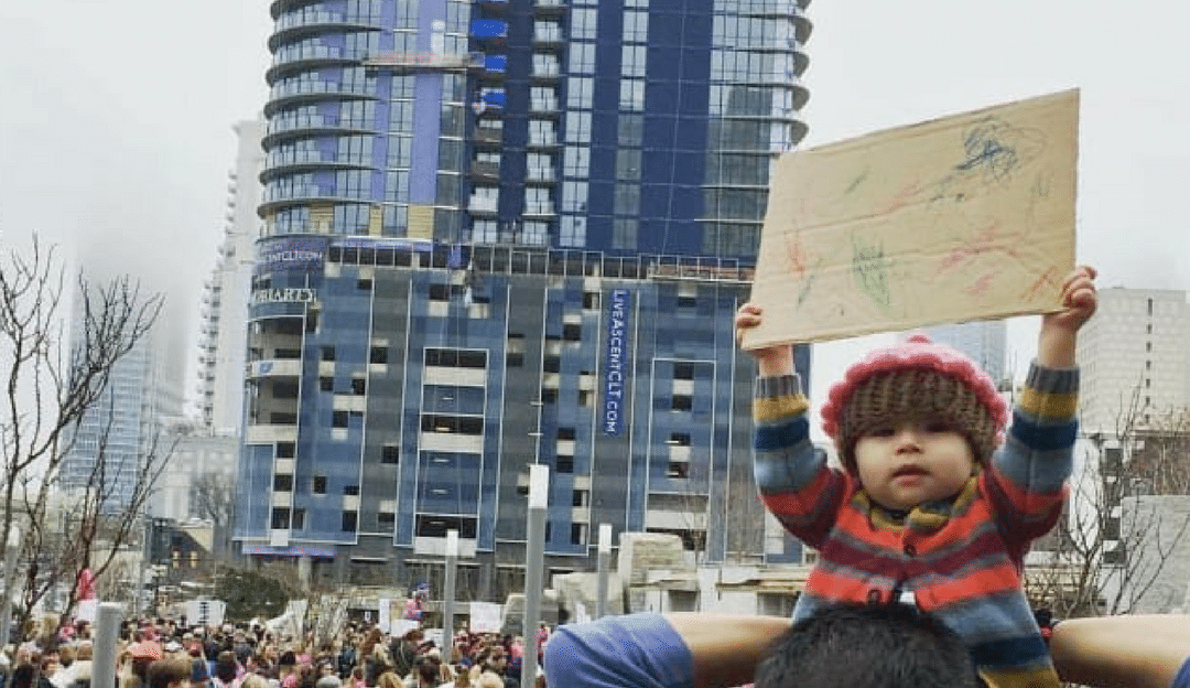 Women's March Heroes: Our Child Care