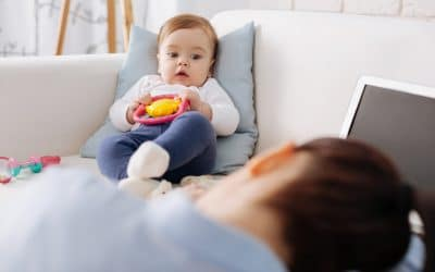 Why Doesn't My Baby Sleep? Here Are 5 Common Reasons to Ponder