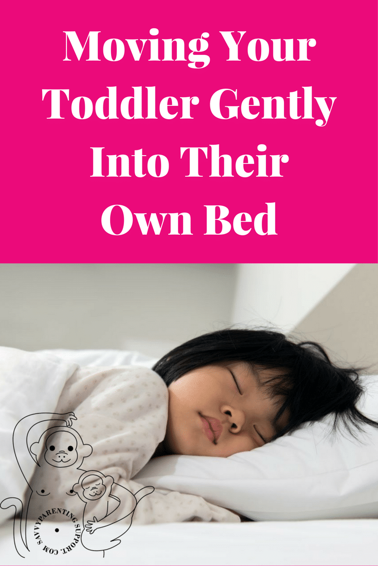 Moving To Toddler Bed Too Soon