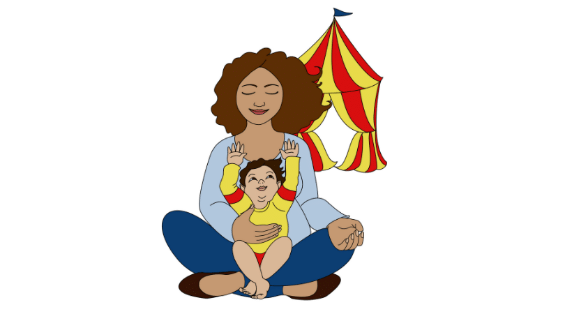 Quick Anytime Meditation for Parents