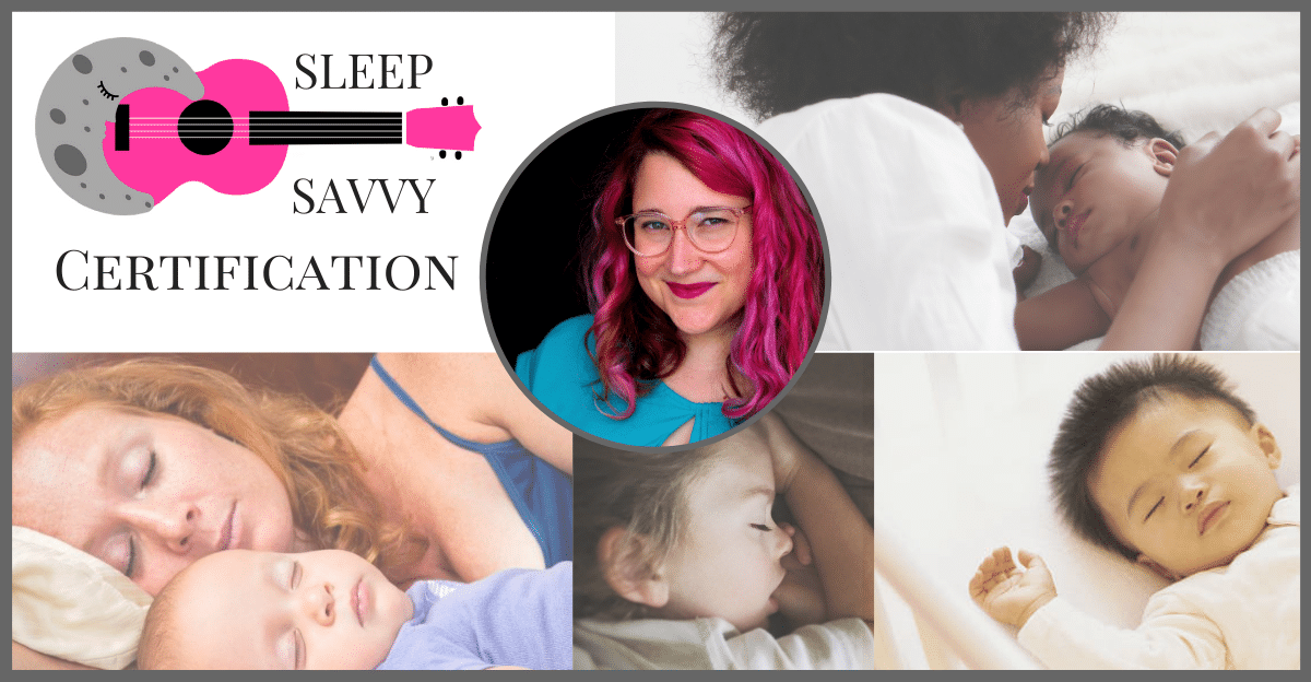 Infant and Toddler Sleep Certification for Professionals